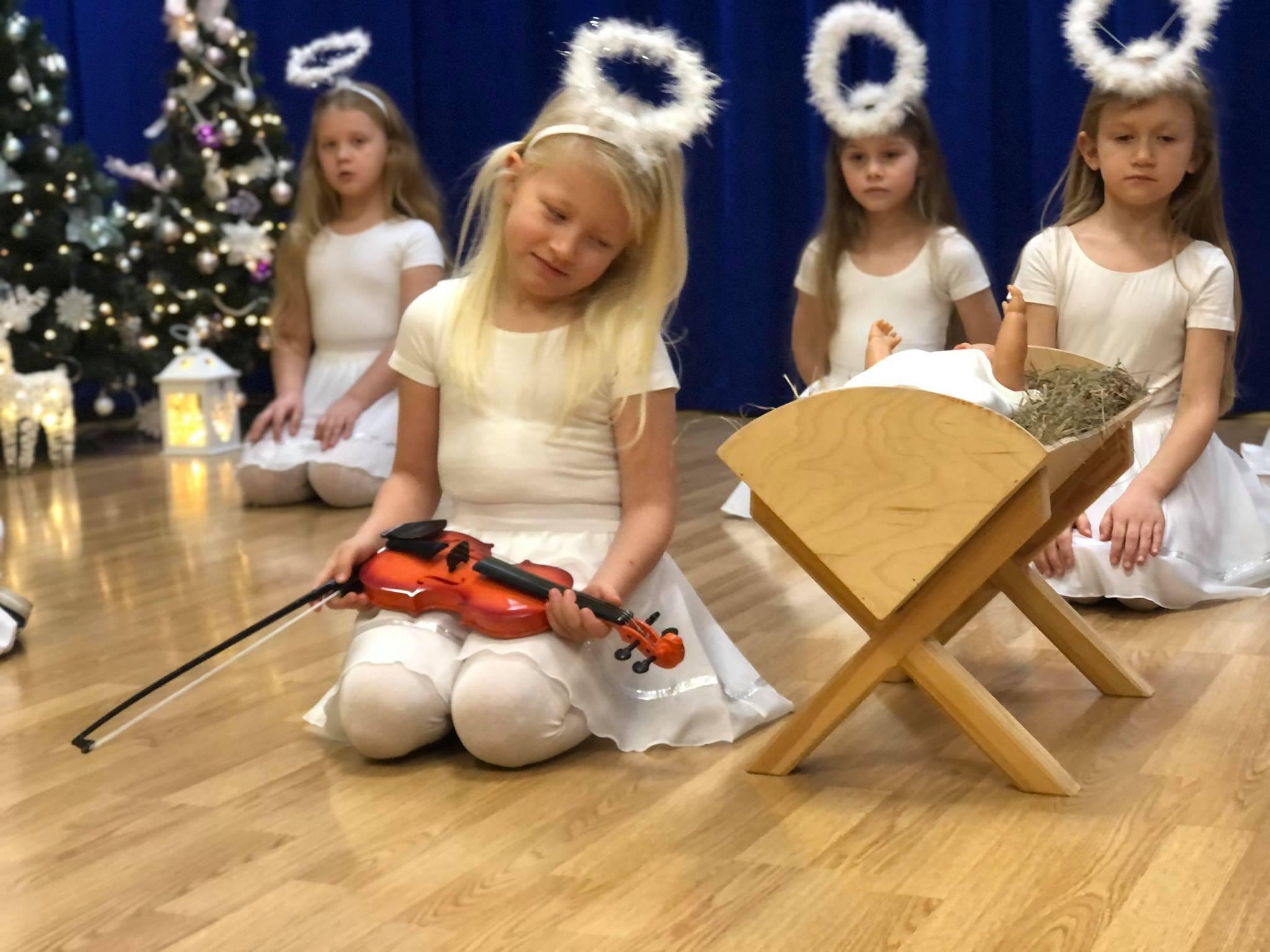 Bożonarodzeniowe występy